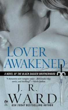 Book cover Lover Awakened by J R Ward