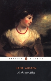Image result for northanger abbey book
