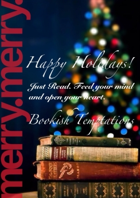 happy holidays from Bookish