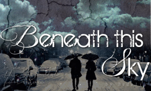 Beneath this sky banner