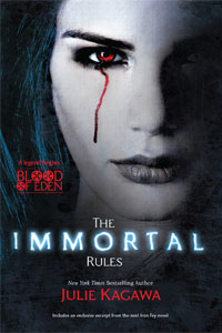 The Immortal Rules Cover