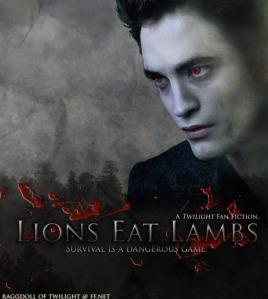 Lions-Eat-Lambs banner