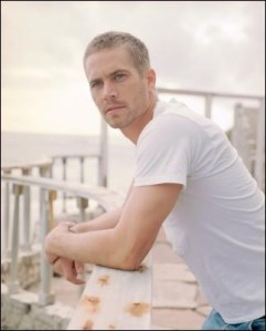 Paul Walker white t