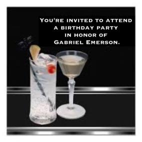 gabriel invite