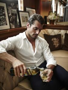 gandy with scotch