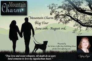 Mountain Charm blog tour large button