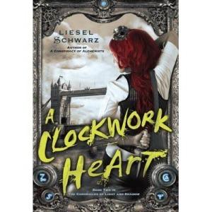 A Clockwork Heart Cover