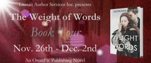 Banner ~ Weight of Words