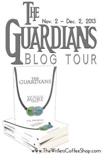 The Guardians blog tour