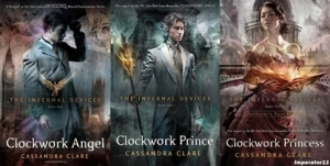 The Infernal Devices covers