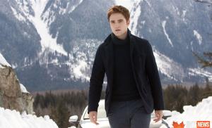 Seriously, even Edward is freezing...