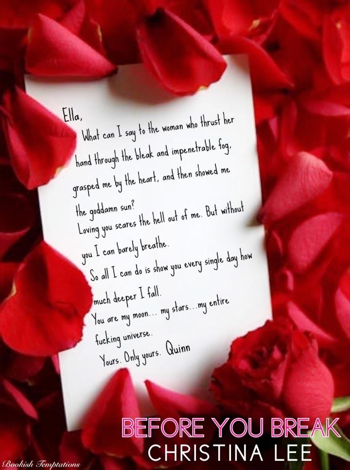 Love Letter Girlfriend To Boyfriend