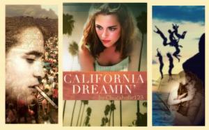 California dreaming banner