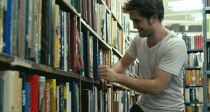 Do you think if I ask nicely, Rob will help me unpack all my books and organize them for me?