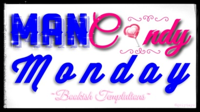 a man candy monday banner
