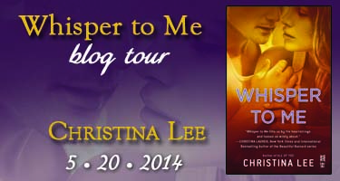 a Whisper to Me Blog Tour Banner