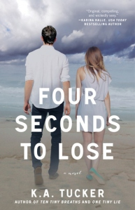 Four Seconds to Lose cover