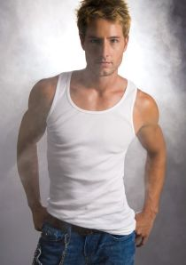 Justin Hartley is my Jay Fields