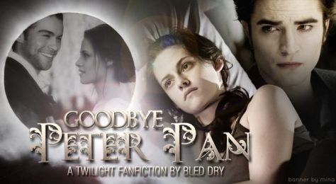 Goodbye Peter Pan banner