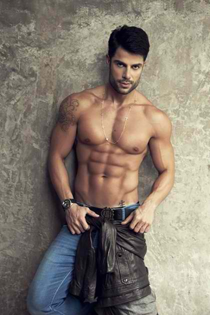Brazilian males naked images 47