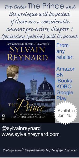a prince pre-order