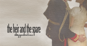 The Heir and the Spare banner