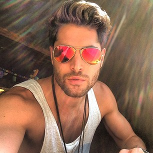 Man Candy Monday: Nick Bateman as Miles Archer?!? Hell YES! | Bookish ...