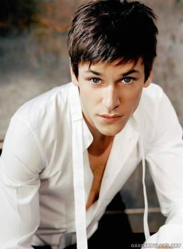 Gaspard Ulliel is my Ansel