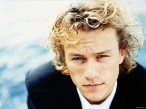 My Wilder is a young Heath Ledger (RIP)