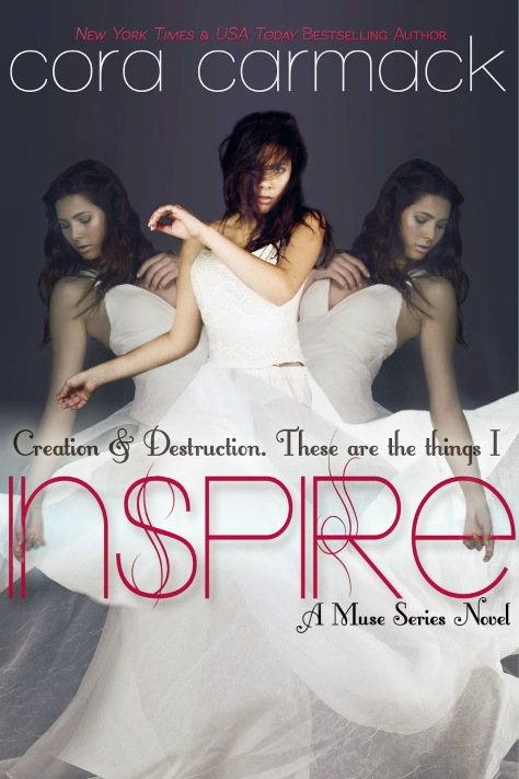INSPIRE cover