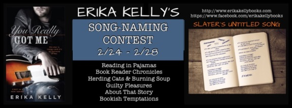 erika kelly song naming contest