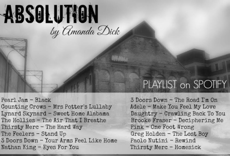 absolution playlist