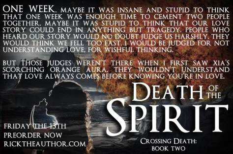 death of spirit