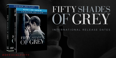 fifty shades international release dates