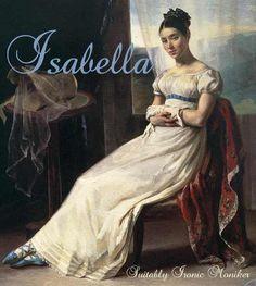 Isabella banner