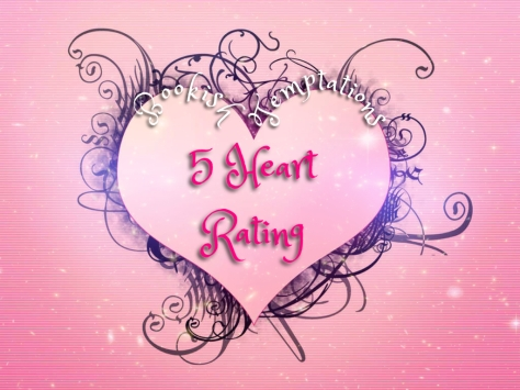a 5 heart rating