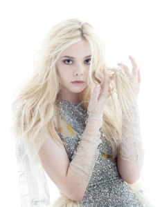 Elle Fanning as Kricket