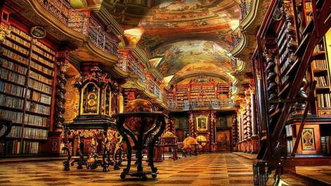 National Library of Prague