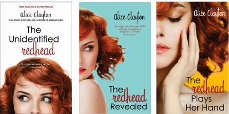clayton books Redhead