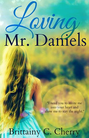 Loving Mr. Daniels cover
