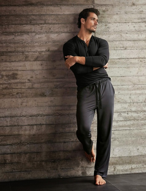 Online David Gandy for Autograph M&S 2014 (3)