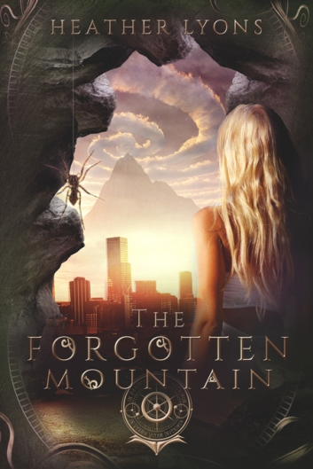 The Forgotten Mountain cover