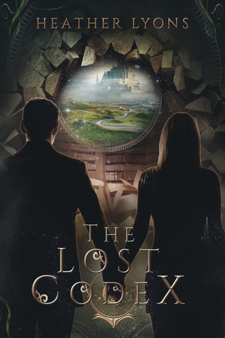 The Lost Codex cover